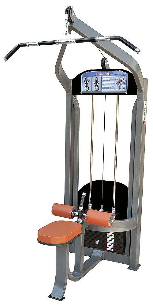 دستگاه بدنسازی کششی - دستگاه بدنسازی New Max