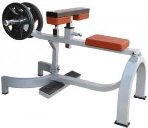 دستگاه های بدنسازی : دستگاه بدنسازی ساق پا نشسته