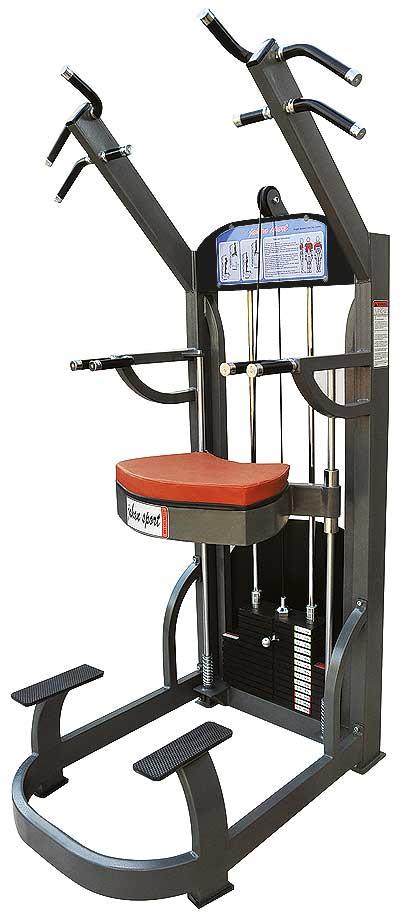دستگاه بدنسازی بارفیکس - دستگاه بدنسازی New Max
