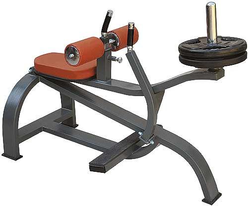 دستگاه بدنسازی ساق پا نشسته - دستگاه بدنسازی New Max