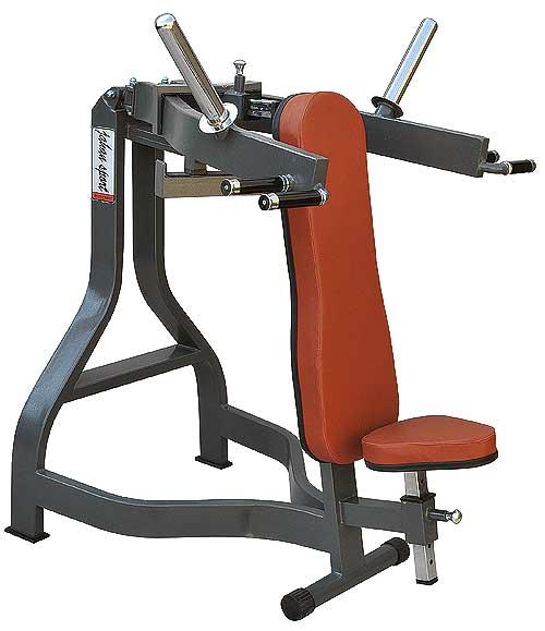 دستگاه بدنسازی سرشانه وزنه آزاد - دستگاه بدنسازی New Max