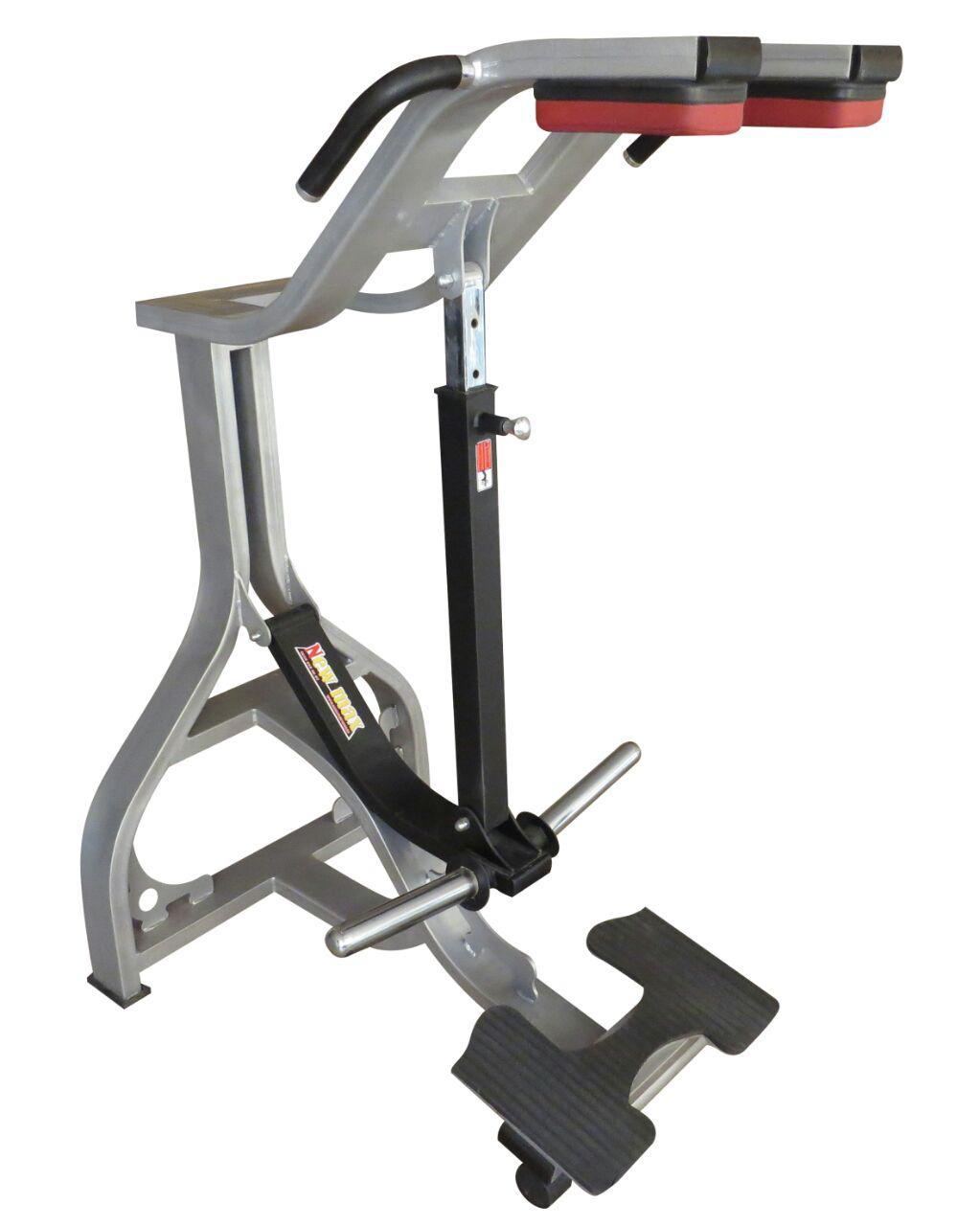 دستگاه بدنسازی ساق پا ایستاده دستگاه ها و تجهیزات بدنسازی