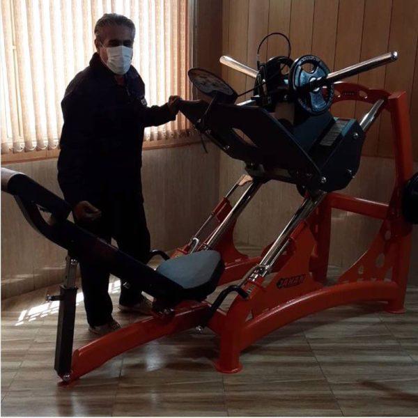 خرید تجهیزات بدنسازی جهان اسپرس فروش انواع دستگاه بدنسازی ارتقاء یافته بدنسازی