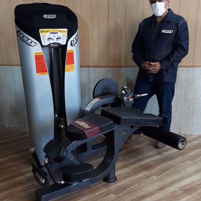 فروش فوری دستگاه بدنسازی پشت پا خوابیده برای خرید دستگاه بدنسازی کلیک کنید