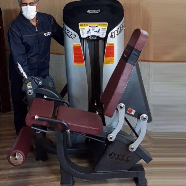 خرید دستگاه بدنسازی جلوپا سیم کش - فروش فوری دستگاه بدنسازی